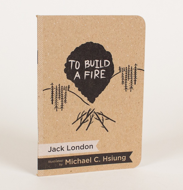 symbols in to build a fire jack london