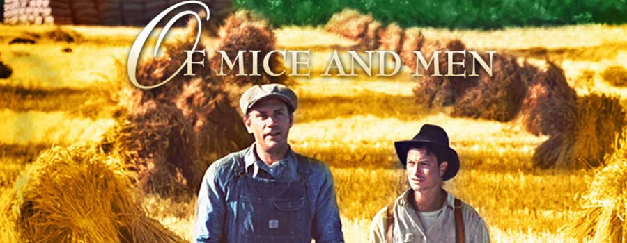 of mice and men movie and book comparison essay
