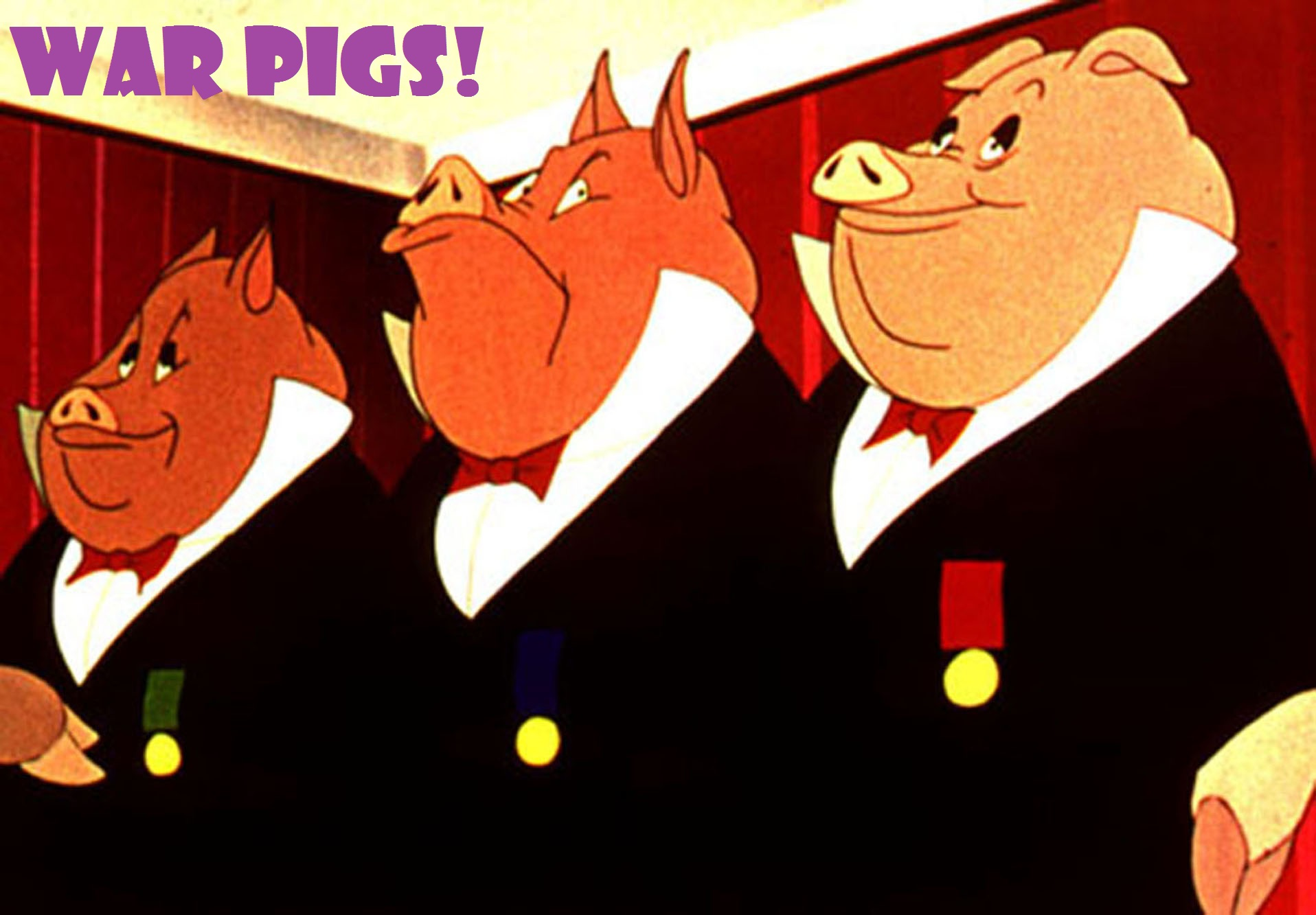 the role of pigs in george orwells animal farm Beings and not for animals, and it was a great drawback that no animal was able  to use any tool that  breath, since the farm possessed no threshing machine-- but the pigs with  the importance of keeping the pigs in good health was all too .