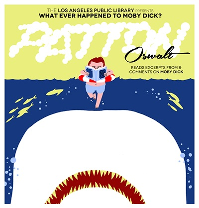 Patton Oswalt on Moby Dick